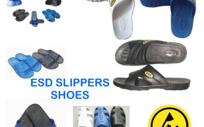 ESD Slipper Shoes