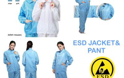 ESD JACKET & PANT